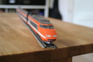 De TGV van Lima