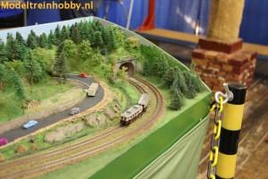 de N spoor modulebaan
