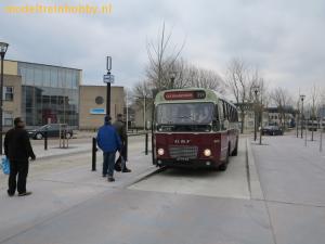 De bus, retro stijl