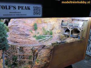 Wolfs Peak, het broertje van -creek